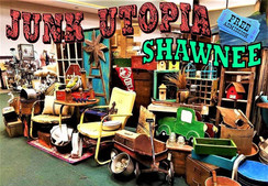 Junk Utopia Shawnee, OK 2018