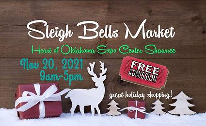 2021 Shawnee Sleigh Bells Market