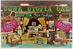 Junk Utopia Oklahoma City, OK 2017