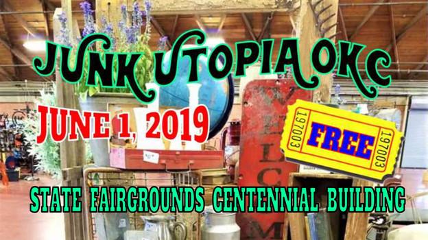 Junk Utopia Oklahoma City, OK 2019