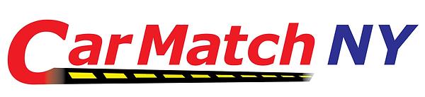 CarMatch NY Used car dealership Logo