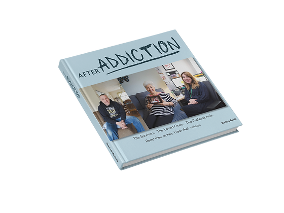 AFTER ADDICTION Book