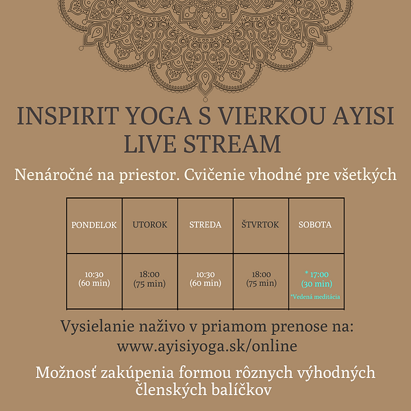Copy of Inspirit Yoga  s Vierkou Ayisi L