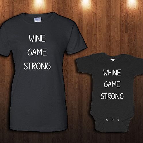 Wine/Whine Game Bundle