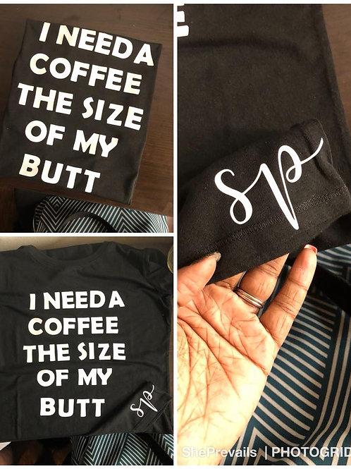 Coffee Size