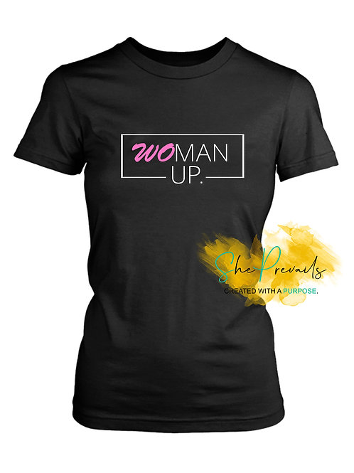Woman Up.
