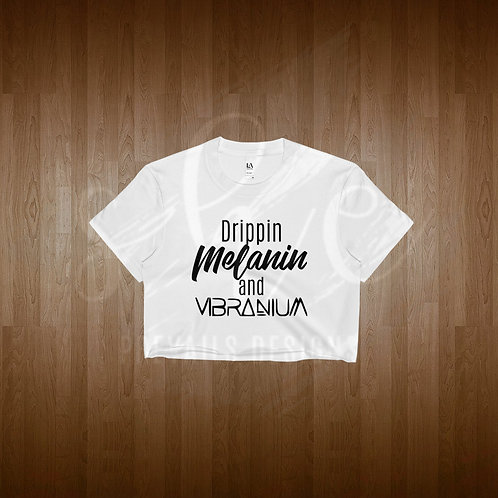 Melanin and Vibranium