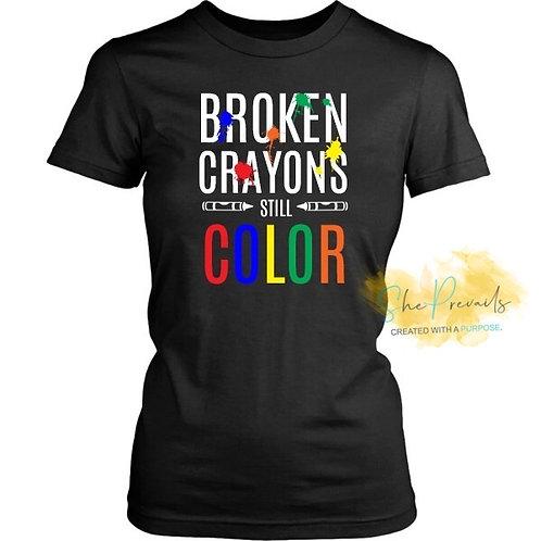 Broken Crayons 2