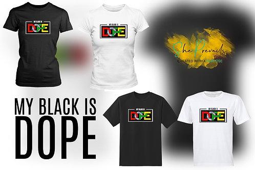 My Black Is....