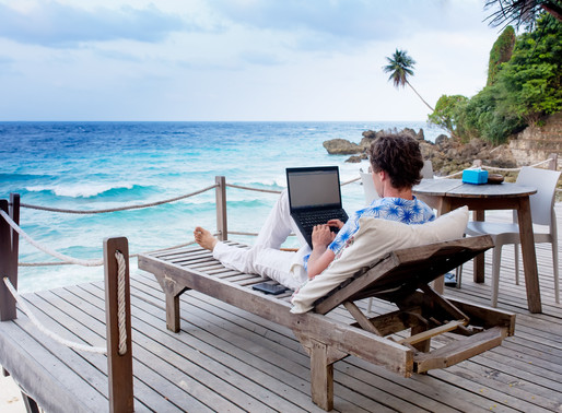 The Flexible Work Schedule: Maximum Efficiency from Your Happy Place