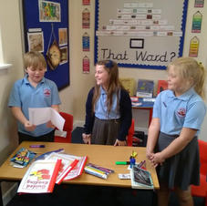 Bringing the story to life with Reading Theatre