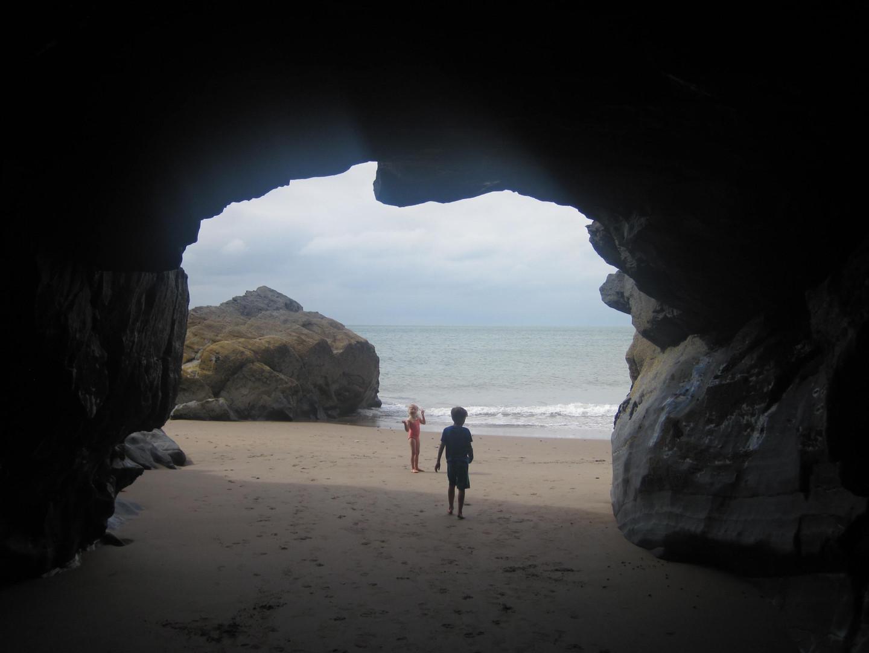 Cave Explorations!