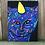 "Thumbnail: Birthday Party Cat"" (9x12)"