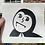 Thumbnail: Baby Vampire Transfer Sticker