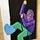 "Thumbnail: ""CLIMBING"" (9x12)"