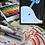 """Thumbnail: """"Whale Friend"""" (6x8)"""