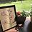 "Thumbnail: ""Pink Flower Face"" (6x8)"
