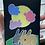 """Thumbnail: """"Full Moon Bunnies"""" (5x7)"""