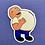 Thumbnail: So Full Sticker
