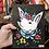 """Thumbnail: """"Flower Bunny"""" (6x8)"""