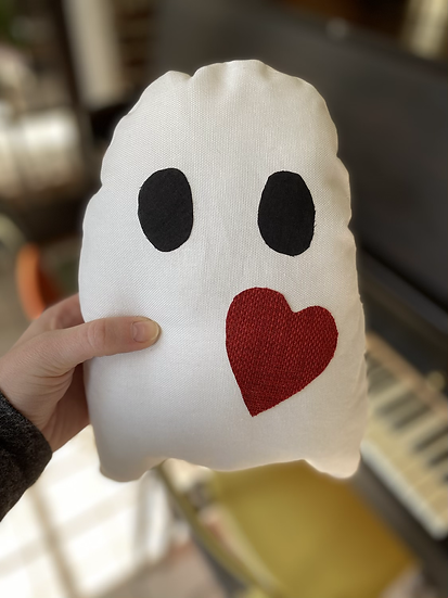 Love Ghost Pillow