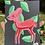 "Thumbnail: ""Red Deer"" (6x8)"