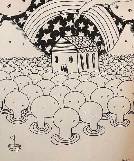 """""""Landscape"""" (8x10) - Print"""