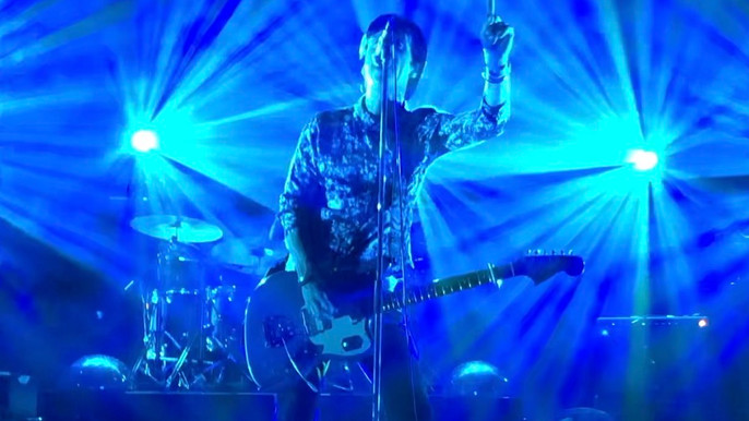 Johnny Marr-velous Plays the Wellmont: May 1, 2019