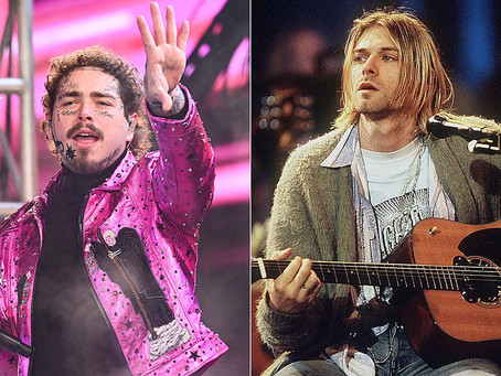 Post Malone and Co. Raise $2.6 Million for the WHO by Performing a Tribute of Nirvana Covers