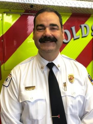 Farfour Named Goldsboro Fire Department Deputy Chief
