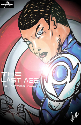 Wayne County English Teacher Launches New Comic Book Series