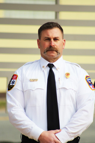 City of Goldsboro Selects New Fire Chief