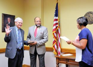 Dr. David T. Tayloe Jr Newest Trustee at Wayne Community College