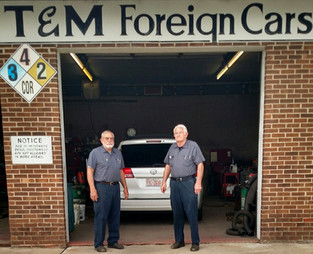 Cherished Friends, T&M Foreign Car Repair Closes After 42 years in Business