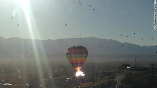 Texas Hot Air Balloon Crash Leaves No Apparent Survivors