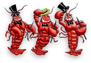 The Lobsters Are Coming!  The Lobsters Are Coming!