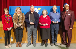 College Recognizes Top Employees of 2019