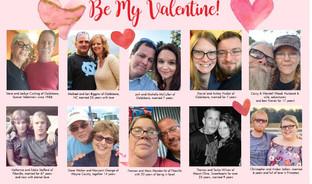 Wayne County....Be My Valentine!