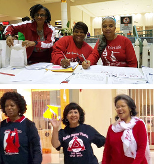"Deltas, Putting Their ""hearts"" Into Service"