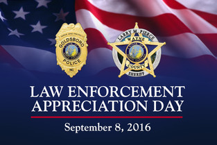 Friends of Law Enforcement Day and Dinner
