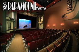 The Paramount Theatre Announces Performing Arts Series.