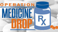 Operation Medicine Drop Drive Thru Medicine Take Back Event