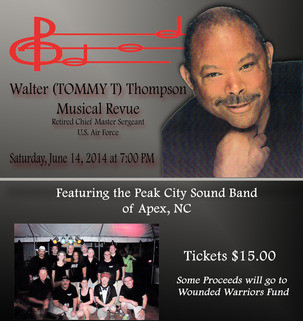 Walter Thompson @ Paramount Theatre Sunday June 14th