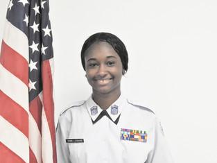 Southern Wayne High 2020 AFJROTC Cadet & Graduate Earns Air Force Scholarship