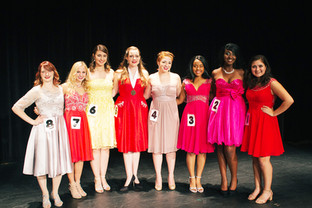 Distinguished Young Woman of Wayne County