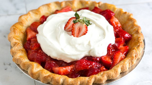 Strawberry Pie!                                          It's that time of the year!!