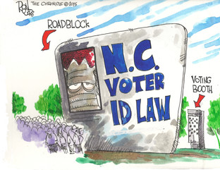 Courts Strike Blows to GOP Voter Restrictions in 3 States