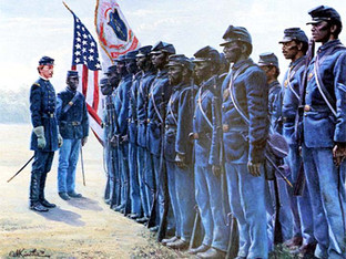 135th United States Colored Troop Living Weekend