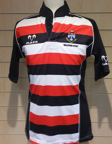 Rugby shirt from £39.50