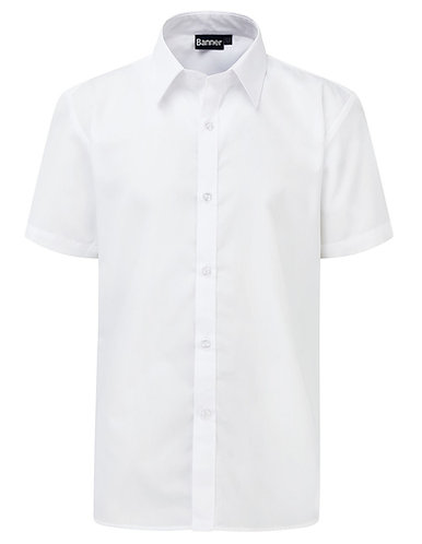 SLIM FIT Short sleeve shirt,  -Twin pack from £15.50